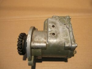 Fairbanks Morse Magneto Cw Antique Engine Wisconsin Engine Tractor Mccormick