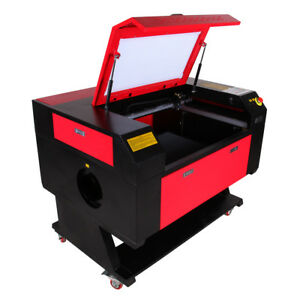 Upgraded 60w Usb Co2 Laser Engraving Cutting Machine Laser Cutter W Lift Table
