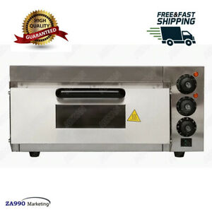 2000w Electric Pizza Baking Oven Cake Bread Free Shipping New
