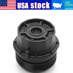 Oil Filter Housing Cap Assembly For Toyota Corolla Lexus Scion Xd 15620 37010