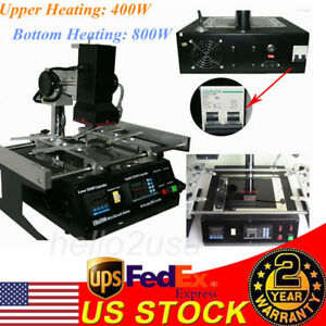 Ps3 Ir6500 Infrared Bga Rework Station Soldering Welding Tech Xbox360 Us Stock