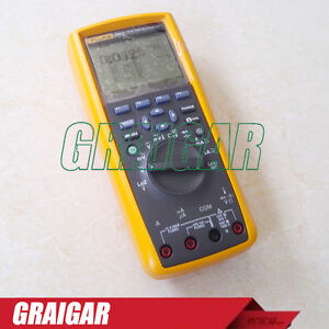 New Fluke 289c Industrial Logging Multimeter With Trend C Up To 10 000 Readings