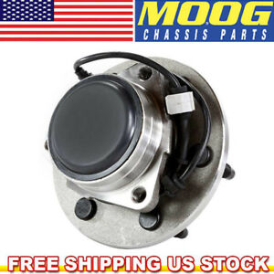 Moog Wheel Bearing Hub For Chevy Silverado Gmc Sierra 1500 Suburban Yukon 2wd