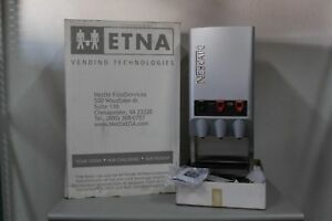 New Etna Nestle Nescafe Liquifresh 2 Commercial Vending Coffee Maker Dispenser