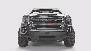 Fab Fours Gs19 D6051 1 In Stock Vengeance Bumper 2019 Gmc Sierra 1500