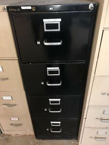22 Deep 4 Drawer Letter File Cabinet asst