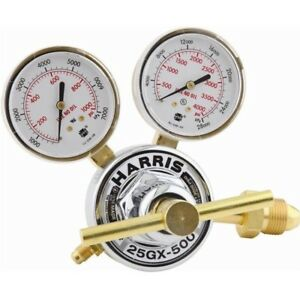 Harris 25gx 500 580 Nitrogen Purging Regulator