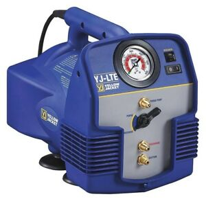 Yellow Jacket 95730 Yj lte Refrigerant Recovery System