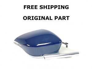 2017 2019 Lincoln Continental Right Side Mirror With Blind Spot And Signal 30
