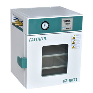 Toolots 0 9cf Lab Pid Controller Vacuum Drying Oven