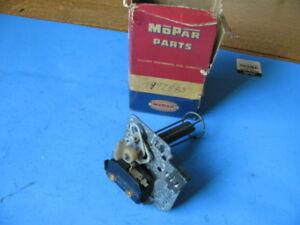 59 1959 Plymouth Chrysler Imperial Nos Mopar Gas Heater Thermostat Model 805