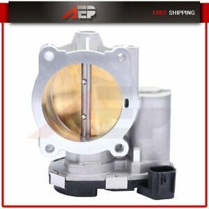 Throttle Body For Chevy Camaro Cadillac Cts 3 6l 6 2l Gmc Terrain 2010 2011