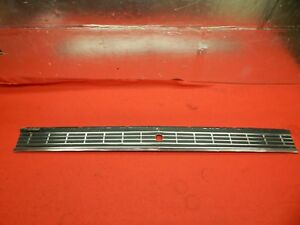 Used 68 Ford Galaxie 500 Rear Luggage Compartment Finish Panel c8az 54425a02 a