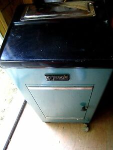 Antique Dental Cabinet sterilizer Local Pick_up Only Vintage 1950 s