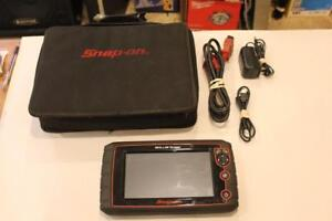Snap on Solus Edge Eesc320 Automotive Full Function Scan Tool
