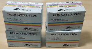 Probevac Irrigator Tips 27 Ga Closed end Style Tips 400 Pieces