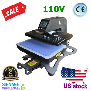 Usa 110v Freesub 3d Sublimation Heat Press Machine For Phone Case Mug Cup