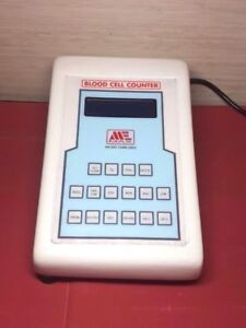 Digital Blood Cell Counter
