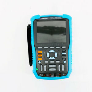 New Siglent Shs806 Handheld Digital Oscilloscope 60mhz 1gsa s 2mpts Memory Depth