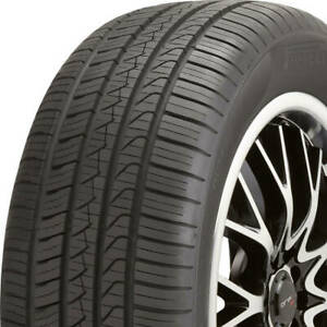 2 New 255 35r19xl 96y Pirelli Pzero All Season Plus 255 35 19 Tires