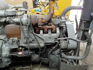 Hercules consolidated Power 120 Kw Gen Set used