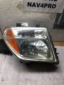 2005 2006 2007 2008 Nissan Pathfinder Right Halogen Headlight Lamp Oem A647