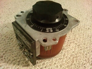 Staco Variable Transformer Type 1010 10a