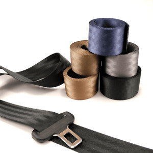 Seat Belt Webbing Replacement Oem Quality Material Replacement Msb Inc
