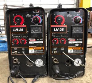 Lincoln Electric Ln 25 Wire Feeder