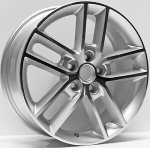New Set Of 4 18 Replacement Alloy Wheels Rims For 2008 2013 Chevrolet Impala
