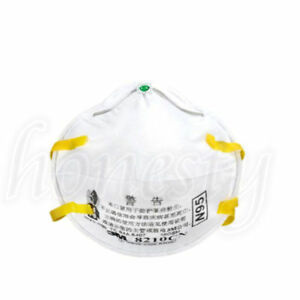 50pcs Particulate Paint Face Safety Respirator Adult Dust Masks For 3m 8210 N95