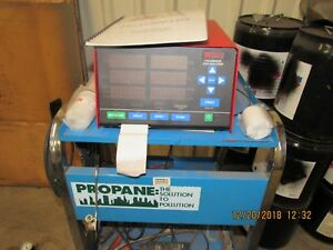 Infrared Industries 5 Gas Analyzer Fga4000xds Excellant Condition