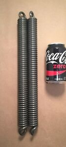 250 Wire Extension Spring Lot Of 2
