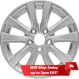 New Set Of 4 16 Replacement Alloy Wheels Rims For 2006 2015 Honda Civic