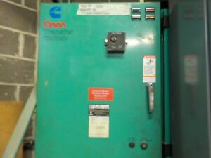 Onan Transfer Switch 40 Amp 240 Volt used