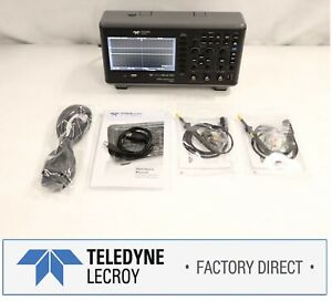 Teledyne Lecroy Waveace 1001 40mhz 500ms s 2ch Oscilloscope Factory Warranty