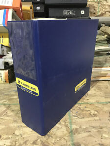 Ford New Holland 345c 445c 545c Tractor Loader Repair Shop Service Manual Book