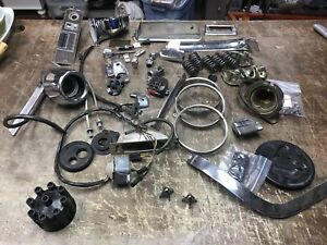Lot Of Vintage 1960s Chrysler Imperial Parts Lot X