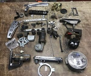 Lot Of Vintage 1960 S Chrysler Imperial Parts Lot S