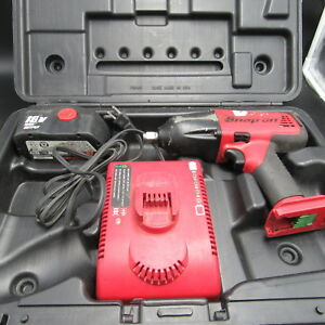 Snap on Ct685or Impact Wrench Tools power Vb