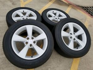18 Lexus Rx350 Rx330 Toyota Rav4 Highlander Oem Wheels Rims Tires 74253 2015