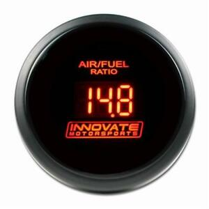 Innovate 3793 Red Digital Wideband Air Fuel Ratio Gauge Only For Lc1