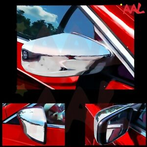 Aal For 2013 17 Nissan Altima Mirror Cover W o Turning Signal For S Model 2 5