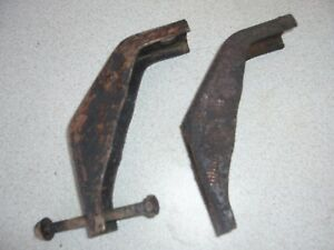 1967 1979 Ford Truck Disc Break Line Mounting Brackets 1967 68 69 70 71 72 73 74