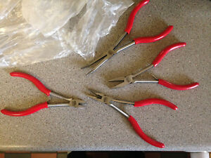 Mac Tools Pliers Set X4 facom And Britool Are The Same Group