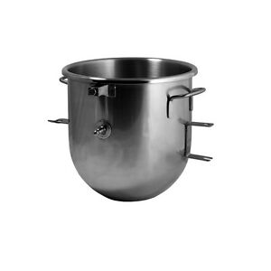 New Hobart 12 Quart Stainless Steel Mixer Bowl L12 Ssbw For Hobart Legacy Mixer