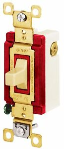 Bryant Electric 4921i Toggle Switch Single pole Double throw 3 position 2