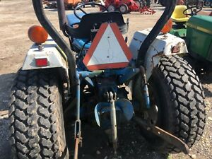 Ford 1715 Tractor For Parts Call W What You Need