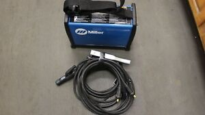Miller Maxstar 161 Stl Tig And Stick Welder 907710