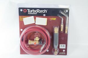 Turbotorch X 3b Torch Kit Swirl For B Tank Air Acetylene 0386 0335